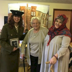 SHOOGALIE ROAD PRODUCTIONS PRESENTED 'THE GRANNY ANNIE SHOW' AT THE MANOR