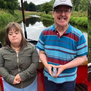 Residents take to the Seas all aboard the Canal Boat at Ratho…